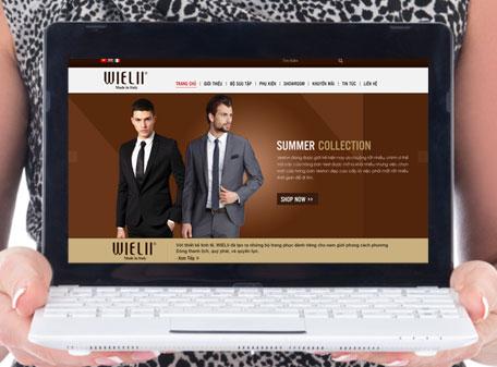Thời trang nam Wielii - Ytaly