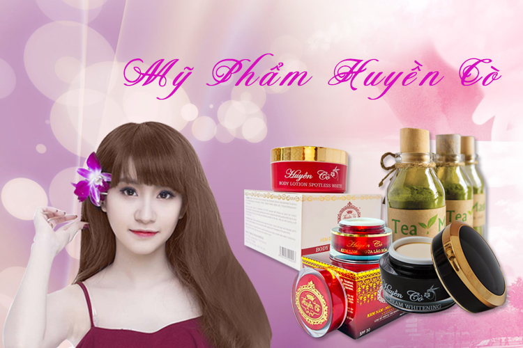my pham huyen co